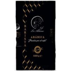 Cafe la Aldeana - Barista Cafe en Grano Arabica Bohnenkaffee geröstet 1kg Tüte hergestellt auf Gran Canaria