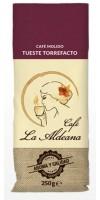 Cafe la Aldeana - Cafe Molido Tueste Torrefacto Röstkaffee gemahlen 250g Tüte angebaut auf Gran Canaria - LAGERWARE