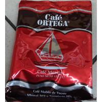 Cafe Ortega - Molido Mezcla 50% natural & 50% torrefacto Kaffee gemahlen 1kg Tüte hergestellt auf Gran Canaria