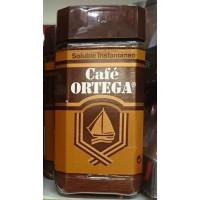 Cafe Ortega - Cafe Natural Soluble Instantaneo Instantkaffee 200g Glas hergestellt auf Gran Canaria