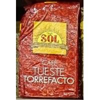 Café Sol - Tueste Torrefacto Kaffee 250g hergestellt auf Gran Canaria