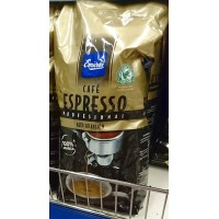 Emicela - Cafè Profesional Espresso Alta Seleccion Arabica En Grano Bohnenkaffee 1kg Tüte hergestellt auf Gran Canaria