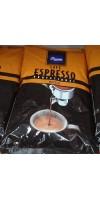 Emicela - Cafè Profesional Espresso Mezcla 50/50 Röstkaffee gemahlen 1kg Tüte hergestellt auf Gran Canaria - LAGERWARE