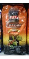 JSP - Cafe Molido Excelsior Tueste Natural Röstkaffee gemahlen Tüte 1kg hergestellt auf Teneriffa - LAGERWARE