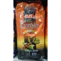 JSP - Cafe Molido Excelsior Tueste Natural Röstkaffee gemahlen Tüte 1kg hergestellt auf Teneriffa