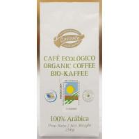 Lezzato - Café Ecologico Bio-Kaffee ganze Bohnen 250g hergestellt auf Teneriffa - LAGERWARE - MHD: 01.04.2020