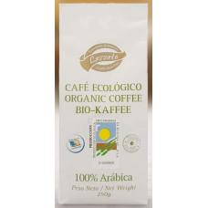 Lezzato - Café Ecologico Bio-Kaffee ganze Bohnen 250g hergestellt auf Teneriffa - LAGERWARE