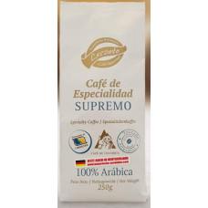 Lezzato - Cafe de Especialidad Supremo ganze Bohnen 250g hergestellt auf Teneriffa - LAGERWARE