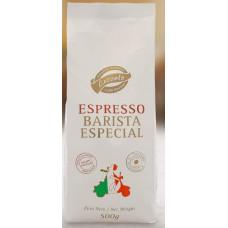 Lezzato - Espresso Barista Especial ganze Bohnen 500g hergestellt auf Teneriffa - LAGERWARE