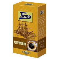Tirma - Café Torrefacto Röstkaffee mit Espresso-Röstung gemahlen 250g hergestellt auf Gran Canaria