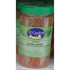 El Cardon - Canela molida Zimt gemahlen 300g Dose von Gran Canaria