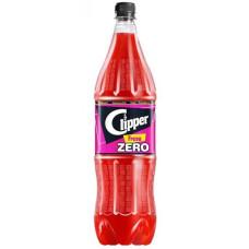 Clipper - Fresa Zero Erdbeer-Limonade zuckerfrei - 1,5L PET-Flasche hergestellt auf Gran Canaria