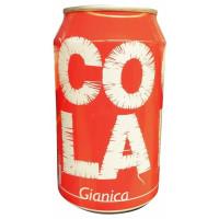 Gianica - Cola Dose 330ml hergestellt auf Gran Canaria