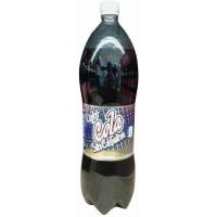 Gianica - Cola light sin cafeina PET-Flasche 2l hergestellt auf Gran Canaria