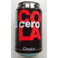 Gianica - Cola Cero zuckerfrei Dose 330ml hergestellt auf Gran Canaria