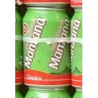 Gianica - Manzana 8% Apfelschorle Dose 330ml hergestellt auf Gran Canaria