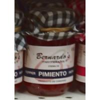 Bernardo's Mermeladas - Crema de Pimiento Paprika-Creme Aufstrich 65g hergestellt auf Lanzarote
