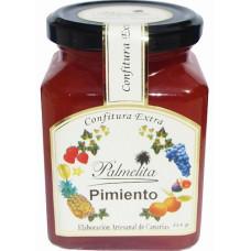 Palmelita - Pimiento Diet Confitura Extra Marmelade Paprika Diät 314g hergestellt auf Teneriffa
