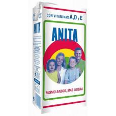 Anita - Leche Milch UHT 1l Tetrapack hergestellt auf Teneriffa