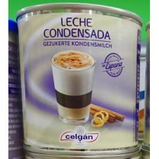Celgan - Leche Condensada Kodensmilch gezuckert 397g Dose hergestellt auf Teneriffa