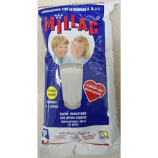 Millac - Leche desnatada con grasa vegetal en polvo Milchpulver für 2l Milch 250g hergestellt auf Gran Canaria