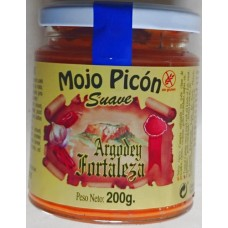 Argodey Fortaleza - Mojo Picòn Suave Mojo-Sauce mild 200g hergestellt auf Teneriffa - LAGERWARE