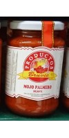 Bruvic - Mojo Palmero Suave Glas 340g/370ml hergestellt auf La Palma - LAGERWARE