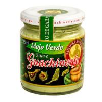Guachinerfe - Mojo Verde Suave milde grüne Mojosauce 200g hergestellt auf Teneriffa