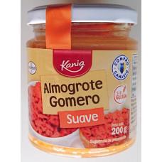 Kania - Almogrote Gomero Suave - Kanarische Hartkäsepaste mild 200g hergestellt auf Teneriffa - LAGERWARE