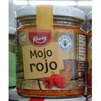 Kania - Mojo Rojo Sauce 200g hergestellt auf Teneriffa