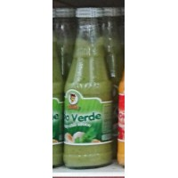 Mosa - Mojo Verde Canary Chili Sauce 300g Glasflasche hergestellt auf Gran Canaria