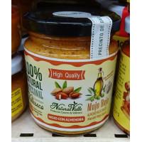 Natural Valle - Mojo Rojo con Almond Rote Mojo-Sauce mit Mandeln 250ml hergestellt auf Gran Canaria