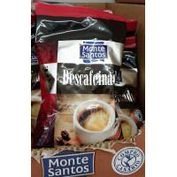 Monte Santos - Cafe descafeinado Kaffee entkoffeiniert 250g Tüte von Emicela hergestellt auf Gran Canaria
