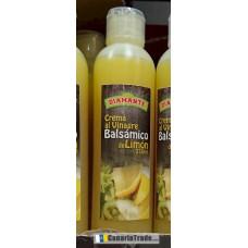 Diamante - Crema al Vinagre Balsamico de Limon Zitronen-Balsamico-Essig 250ml von Gran Canaria