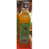 Finca Burro Safari Las Tirajanas - Aceite de Oliva Virgen Extra Olivenöl 500ml Glasflasche hergestellt auf Gran Canaria