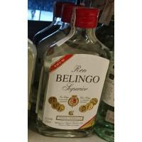 Ron Belingo - Superior weißer Rum 37,5% Vol. 350ml Glasflasche hergestellt auf Gran Canaria