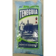 Sal Marina TENEGUIA - feines Meersalz 500g Tüte hergestellt auf La Palma - LAGERWARE