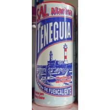 Sal Marina TENEGUIA - feines Meersalz 500g Streudose hergestellt auf La Palma - LAGERWARE