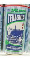 Sal Marina TENEGUIA - feines kanarisches Meersalz 100g Streudose hergestellt auf La Palma - LAGERWARE