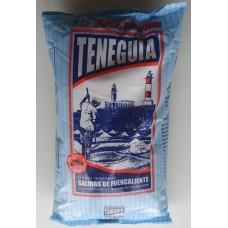 Sal Marina TENEGUIA - Sal Marina Gruesa grobes kanarisches Meersalz 1kg Tüte hergestellt auf La Palma