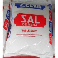 Zelva - Sal de Mesa Salz von den Kanaren Tüte 500g hergestellt auf Gran Canaria