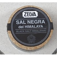 Zelva - Sal Negra del Himalaya Salz 150g Glas von Gran Canaria