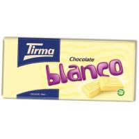 Tirma - Chocolate blanco weiße Schokolade 150g hergestellt auf Gran Canaria