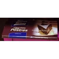 Tirma - Chocolate Para Postres 53% Cacao Tafel Schokolade für Nachtisch und backen 150g hergestellt auf Gran Canaria