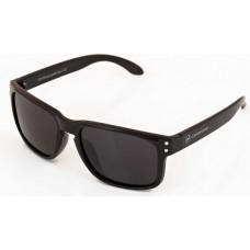 Canarians - Gafa Fuerteventura Negro Brillo gris Sonnenbrille grau