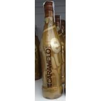 Arehucas - Licor Ron Caramelo Karamell-Likör 24% Vol. 700ml hergestellt auf Gran Canaria