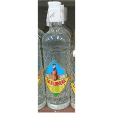 Arehucas - La Aldeana Anis Dulce Licor Anis-Likör süß 35% Vol. 1l hergestellt auf Gran Canaria