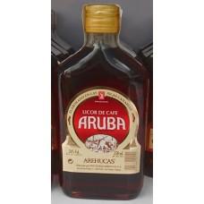 Arehucas - Licor de Cafe Aruba - Kaffeelikör 350ml 24% Vol. hergestellt auf Gran Canaria