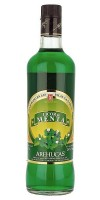 Arehucas - Licor de Menta - Pfefferminzlikör 24% Vol. 700ml hergestellt auf Gran Canaria - LAGERWARE