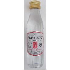 Arehucas - Ron Blanco weißer Rum 37,5% Vol. PET-Miniaturflasche 50ml hergestellt auf Gran Canaria - LAGERWARE